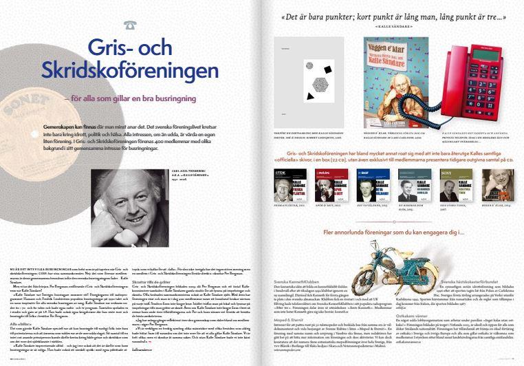 Artikel om GOSF-Kalle Sändare-Lingonet september 2018