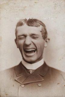 Bild på Gustav Hjäler som ung