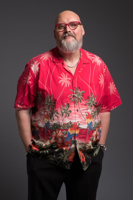 Ronny Svensson - ordförande i GOSF